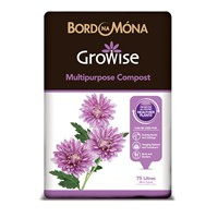 Bord Na Mona Growise Multipurpose Compost 75ltr