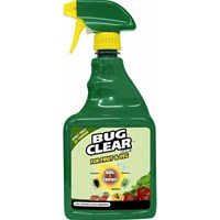 Bug Clear gun! For Fruit & Veg - 800ml (019312)