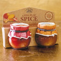 Cottage Delight Christmas Foods - A Pinch Of Spice Duo (651121PRO)