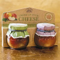 Cottage Delight Christmas Foods - Cheer Up Your Cheese Duo (651122PRO)