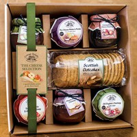 Cottage Delight Christmas Foods - The Cheese Selection (651142PRO)
