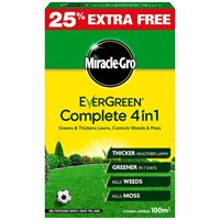 Evergreen Complete 80M With 25% Extra Free (010007)