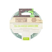 Gardman 50m Galvanised Garden Wire - General Purpose (14060)