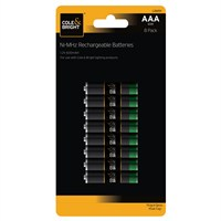 Gardman AAA Rechargeable Batteries - 8 Pack (L26201)