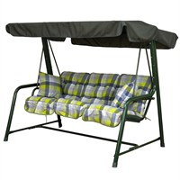 Glendale 3 Seater Green Hammock Country Teal (GL1250)