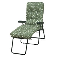 Glendale Deluxe Lounger Country Green (GL1318)