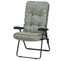 Glendale Deluxe Recliner Country Teal (GL1326)