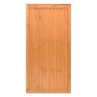 Grange 1.82m Side Entry Fine Sawn Closeboard Gate (Sec6) DIRECT DISPATCH