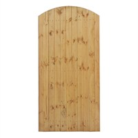 Grange 1.85m Side Entry Arch Gate (Sear6) DIRECT DISPATCH
