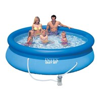 Intex 10ft x 30in Easy Set Swimming Pool Set (28122BS)