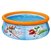 Intex 6ft x 20in Disney Planes Easy Set Paddling Pool (28102NP)