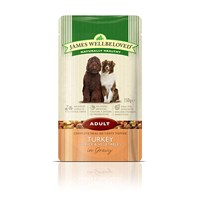 James Wellbeloved Pouches - Turkey Adult 150G (6954001)