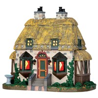 Lemax Christmas Village - Butler Residence Building - Battery Operated LED (55901)