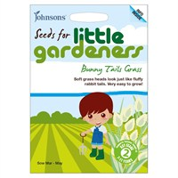 Little Gardeners Bunny Tails Grass Seeds (21410)
