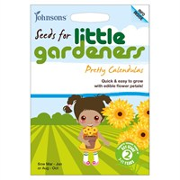 Little Gardeners Pretty Calendulas Seeds (21411)
