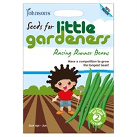 Little Gardeners Racing Runner Beans Seeds (19347)