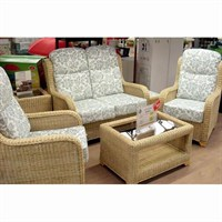 Martello 4 Seater Cane Suite