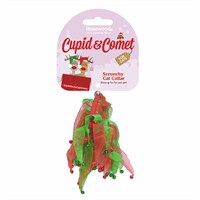 Rosewood Cat Clothing - Scrunchy Christmas Cat Collar (38796)