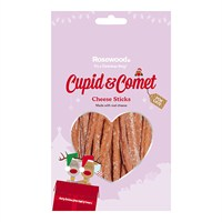 Rosewood Cat Treat - Christmas Cheese Sticks For Cats 40g (38667)