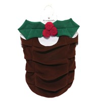Rosewood Dog Clothing - 16in Christmas Pudding Dress-Up (38851)