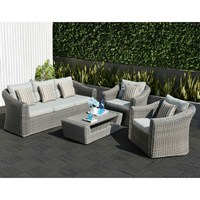 Lifestyle Garden Boracay Sofa Set