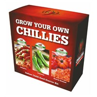 Taylors Bulbs Chilli Starter Kit (ADP84)