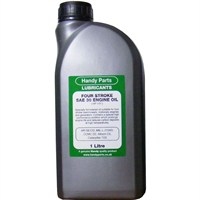 The Handy SAE 30 Lawnmower Engine Oil - 1 Litre (HP-141)