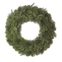 Tree Classics 60cm (2ft) Alleghany Artificial Wreath (724-214-547)