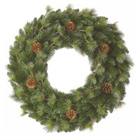 Tree Classics 60cm (2ft) Northern Spruce Artificial Wreath (724-180-377)