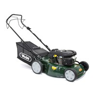 Webb R46SP Self Propelled Steel Deck Petrol Rotary Mower (WER46SP)