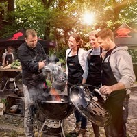 Certified By Weber - Weber Cooking Event - Saturday 29th July
