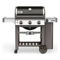 Weber Genesis II E-310 GBS - Black (61010174) Gas Barbecue