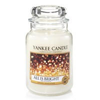 Yankee Candle Classic Christmas Large Jar - All Is Bright (1513533E)