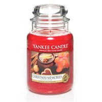 Yankee Candle Classic Christmas Large Jar - Christmas Memories (1275309E)