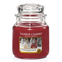 Yankee Candle Classic Christmas Medium Jar - Christmas Magic (1556287E)