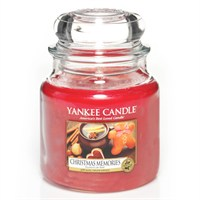 Yankee Candle Classic Christmas Medium Jar - Christmas Memories (1275311E)