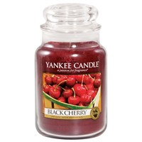 Yankee Candle Classic Large Jar - Black Cherry (1129749E)