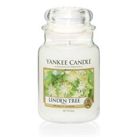 Yankee Candle Classic Large Jar - Linden Tree (1542830E)