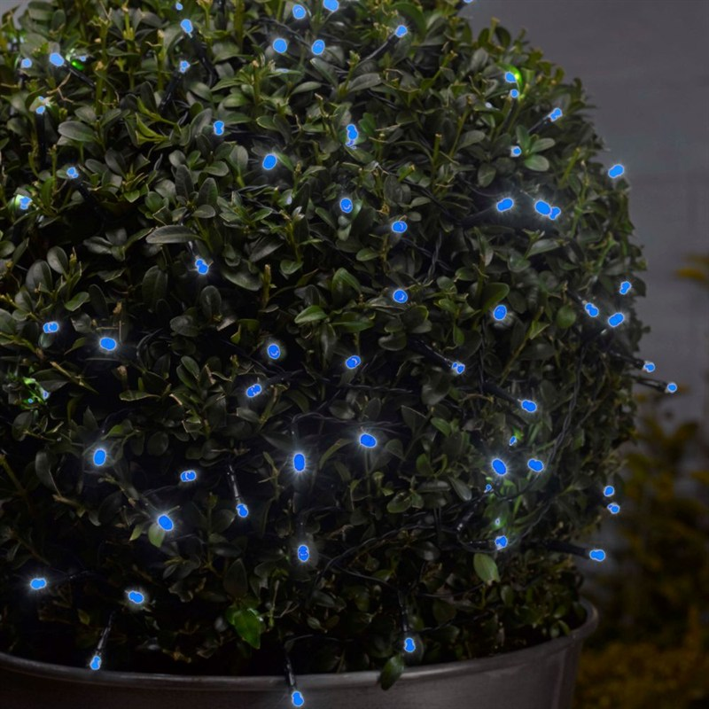 Smart Garden 100 Blue Battery String Lights (1921120RP)