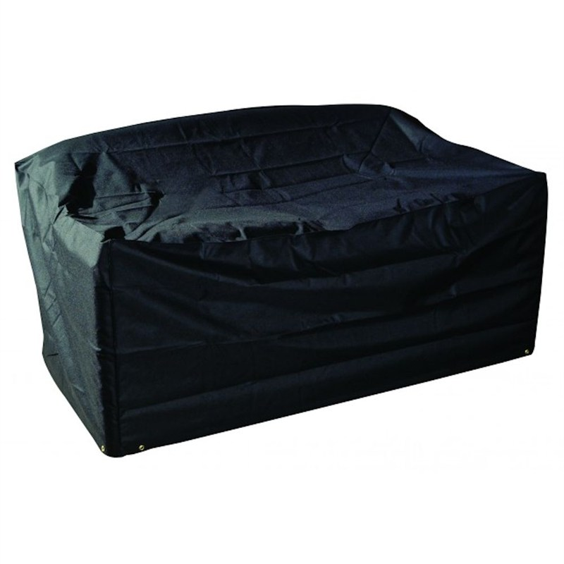Bosmere 2 3 Seater Large Sofa Cover Black M680
