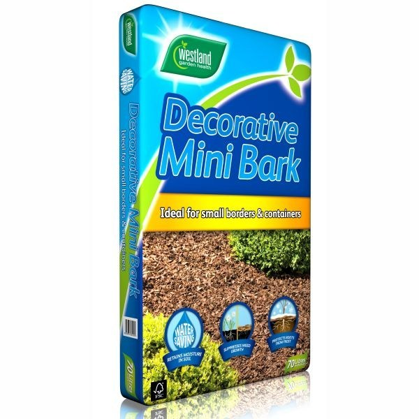 growing and caring bark and mulches westland decorative mini bark 70l 10700065
