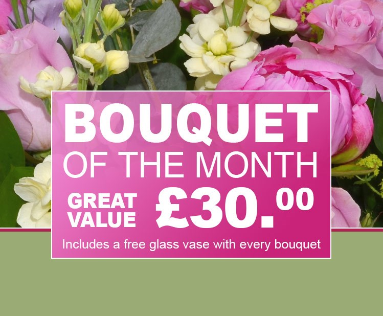 Bouquet of the Month - June