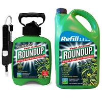 Promotion! Buy The Roundup XL Tough and Deep Root Weedkiller 2.5L and Get The Refill Half Price!