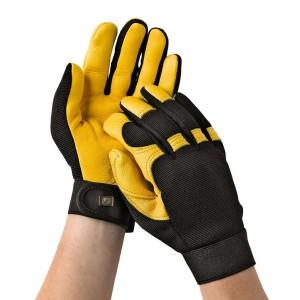 Gold Leaf 'Soft Touch' Gardening Gloves
