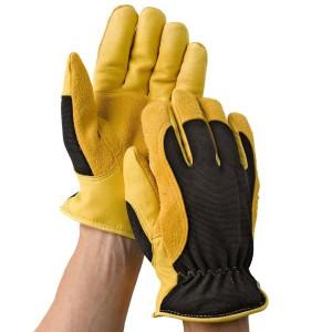 Gold Leaf 'Winter Touch' Gardening Gloves