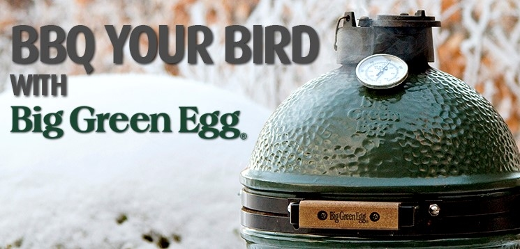 Big Green Egg Christmas Promo