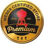 Weber Certified Store Premium Logo