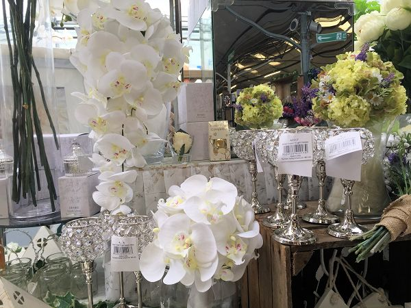 Wedding Gifts from Longacres Shepperton
