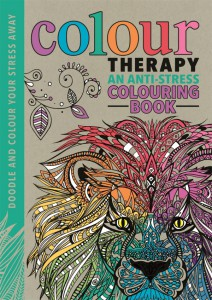 Colour Therapy An Anti-Stress Colouring Book