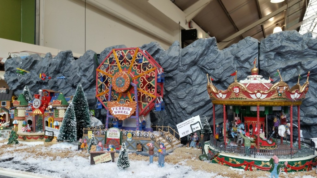 Lemax Christmas Village